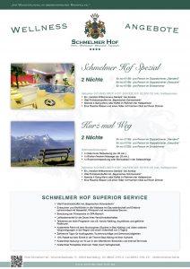 Schmelmer Hof Flyer Angebote
