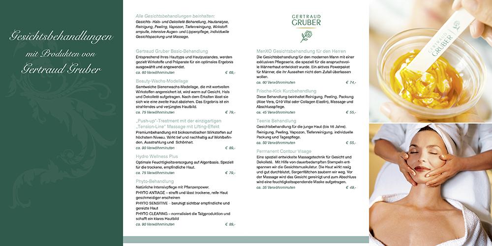 Schmelmer Hof Prospekt Wellness