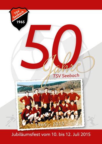 TSV Seebach Titelseite