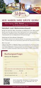 St. Georg Buchungsanfrage