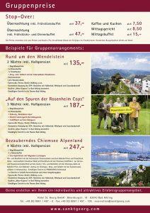 St. Georg RDA Flyer